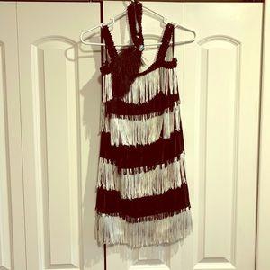 Flapper Girl Dress